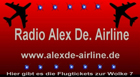 Grafik Radio Alex de Airline Loge